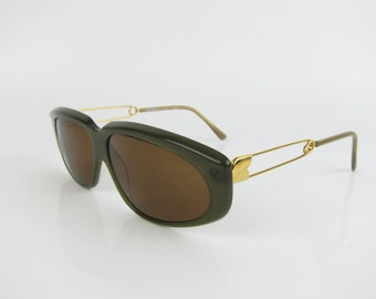 MOSCHINO by PERSOL Iconic Safety Pin Sunglasses