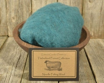 Timberland Forest Collection - Vertigris - Needle Felting Wool -Wet Felting Wool