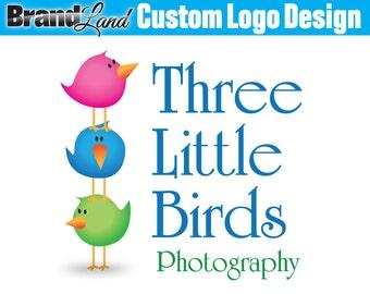 Logo Design - Custom Logo Design - Business Logo Design - Vector Logo - OOAK Logo Design - Photography Logo