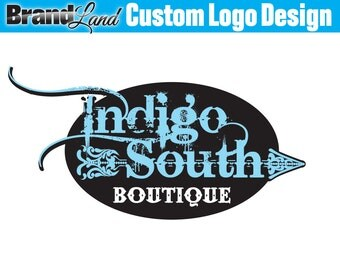 Boutique Custom Logo Design