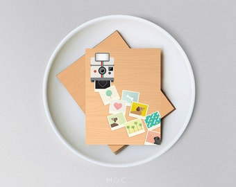 Darby + Dot™ Friends - Greeting Card