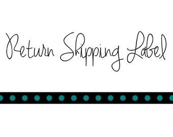Return Shipping Label