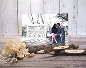 Navy Blue Save the Date C...