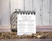Lace Wedding Ceremony Pro...