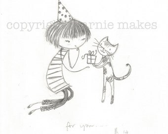 For You - Giclee print