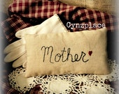 Mother Stitchery Pillow Tuck