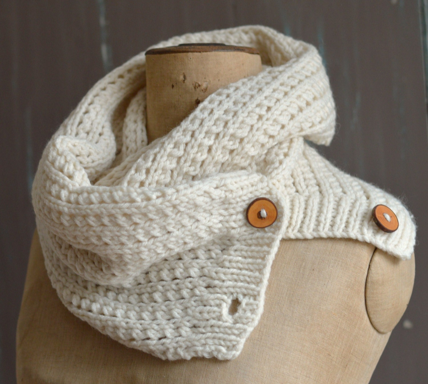 Easy Knitting Patterns For Beginners Scarf : Knitting pattern scarf very easy beginner by richmondhillknits