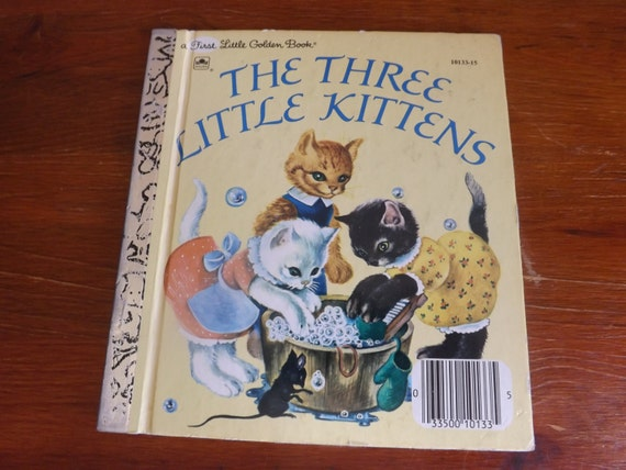 Lps the three little kittens book