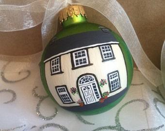 Custom Home Ornament
