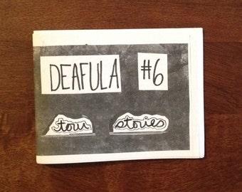Deafula zine issue 6