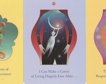 Money and the Law of Attraction Channeled Oracle Reading - PDF Document