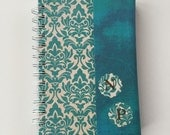 Customizeable Two-tone Handmade Return Visit Book with service year calendar