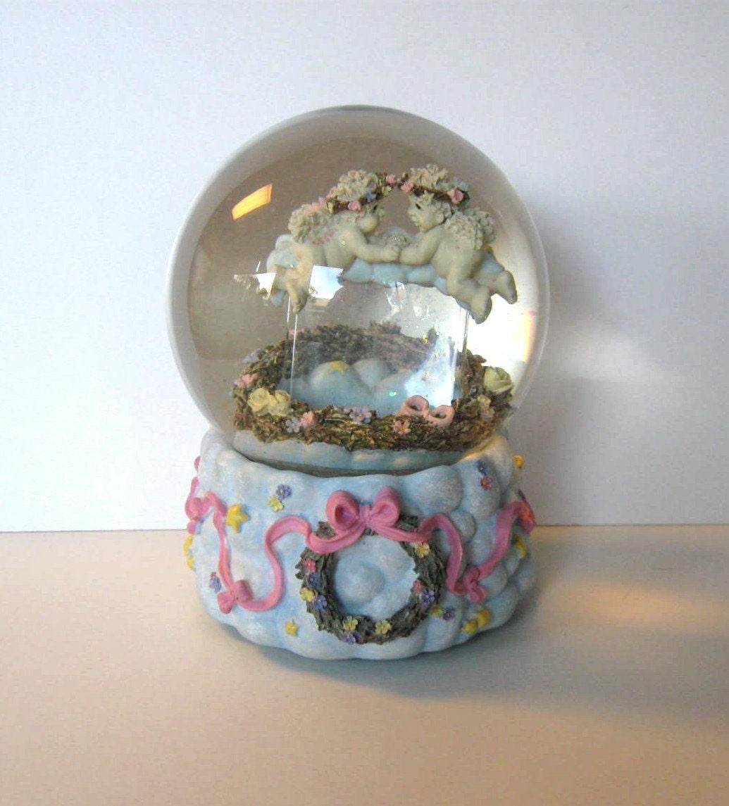 Vintage Snow Globes 45