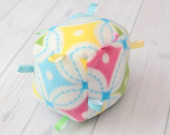 Baby Rattle Toy - Kaleidoscope - Baby Rattle - Gender Neutral -582