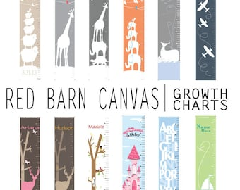 Baby growth chart etsy