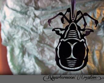 Alien Ornament, Egg, Facehugger Halloween Decor, Horror, Ornaments, HR Giger