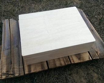 Wooden Box- Box- Custom Wooden Box- Large Wooden Box- Wood Box- Gift Box- Memory Box- Large Box- Painted Box