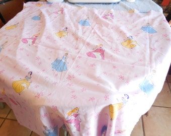 Twin Flat Sheet Princess Sweet