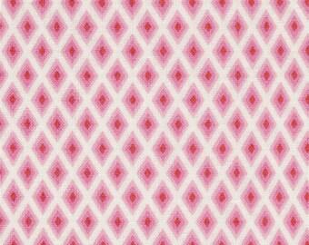 ELIZABETH--Tula Pink--Tudor Windows--Tart--price is per yard