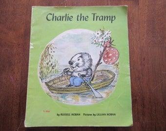 Vintage Charlie the Tramp book