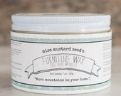 LOW SHiPPING 7 oz. FURNITURE WAX Miss Mustard Seed's Milk Paint