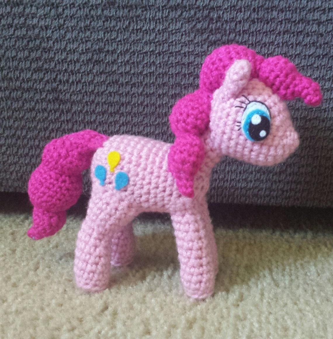 My Little Pony Crochet Pattern Picsbud