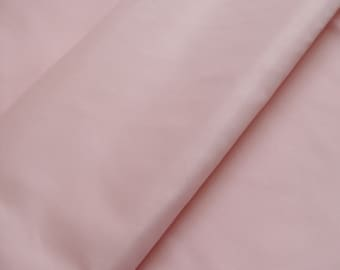 Baby Pink Lining Fabric 150cm wide -  Sold by the metre (F3)
