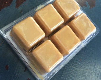 Handmade Pumpkin Spice Scented Soy Wax Melts
