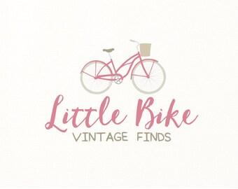 bike logo vintage premade logo design - Logo Design #105