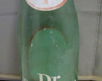 VINTAGE DR. PEPPER Bottle