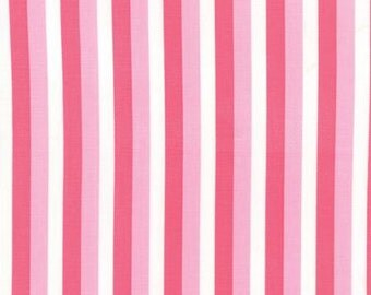 Color Theory Ombre Stripes Pink - Moda Fabrics 10835 12