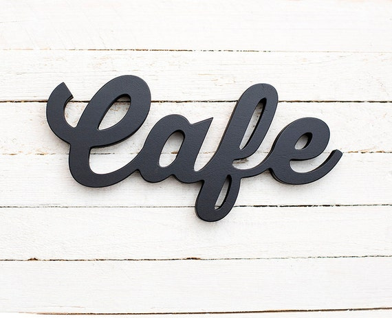 like this item - Black Cafe Decor
