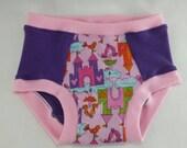 Princess Castles Anibums Knit Underwear