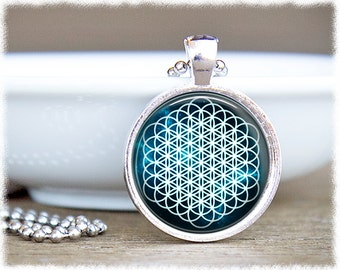 Sempiternal Necklace • Bring Me The Horizon • Sacred Geometry • Music Lover Gift