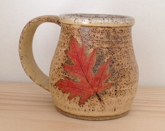 Maple Mug, 14 oz