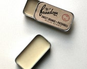 Solid Perfume. Solid Scent. 100% Natural.