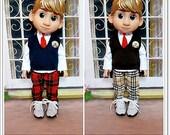 Disney Animators' / Back To DOLLHOUSE School / BOY