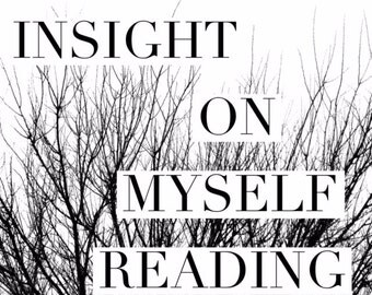 Insight on Myself E-mail Psychic Reading
