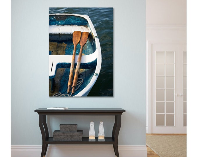 nautical boat photography large vertical wall art coastal
