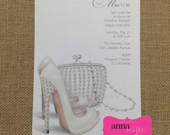 Bridal shoes pictures bridal shower invitations shoes bridal shower invitations shoes filmwisefo
