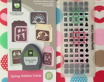 Spring Holiday Cards (pre-owned)