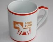 """Antique adorable """"Hau Hau"""" cup by Arabia Finland"""