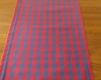 Red Checkered Runner Etsy