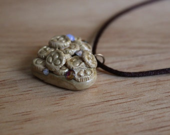 Listing Closing Sale! Treasure Heart Necklace Free Shipping in the USA