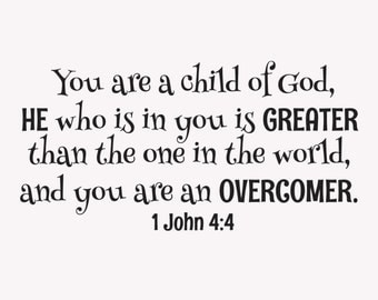Image result for he who is in you is greater