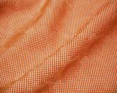 Dotty Vintage Japanese Tango chirimen silk kimono fabric