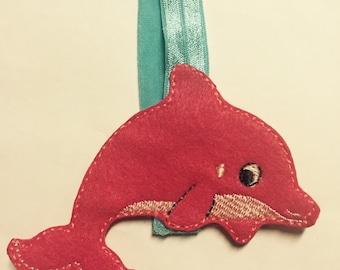 Pink Dolphin headband