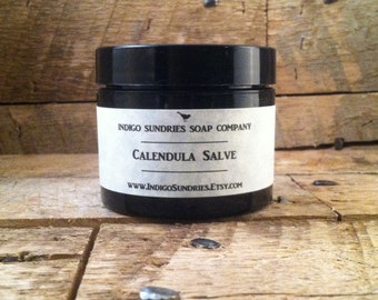 Calendula Salve // Handmade Salve // Eczema Psoriasis Salve // Salve for Cuts // First Aid Salve // Healing Salve // Eczema Salve