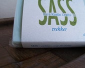 Sass Soap for Women: 4 Handmade Bars of Goat Milk Soap; Buy 4 and Save 20%