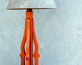 Art Deco Lamp ~ Original 'Deco Cello' Art Deco Table Lamp